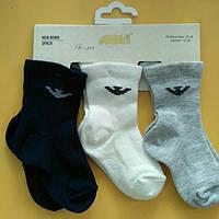 Детские носочки для новорожденных 6-12мес