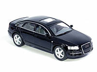 Машинка Audi F6 Kinsmart Черная