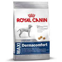 Корм для собак Royal Canin Maxi Dermacomfort (раздражение кожи и зуд) 3 кг