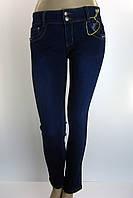 Жіночі зимові утеплені джинси на флісі розпродаж