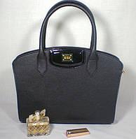 Практичная повседневная женская деловая сумка