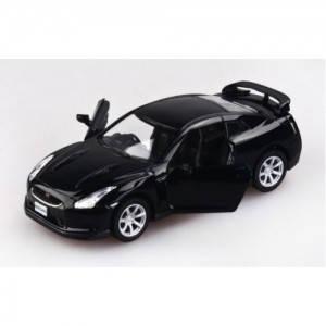 Машинка Nissan GT-R Kinsmart Черный