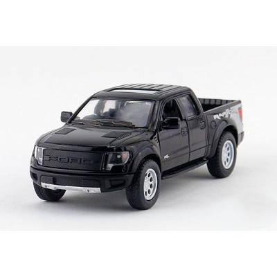 Машинка Ford F-150 Raptor Kinsmart Черный