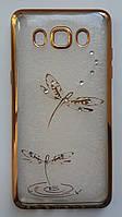 Силикон Beckberg Meizu M5 Note Dragonfly (Gold)