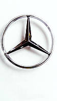 Эмблема Mercedes 140 зад. ровная, фото 1