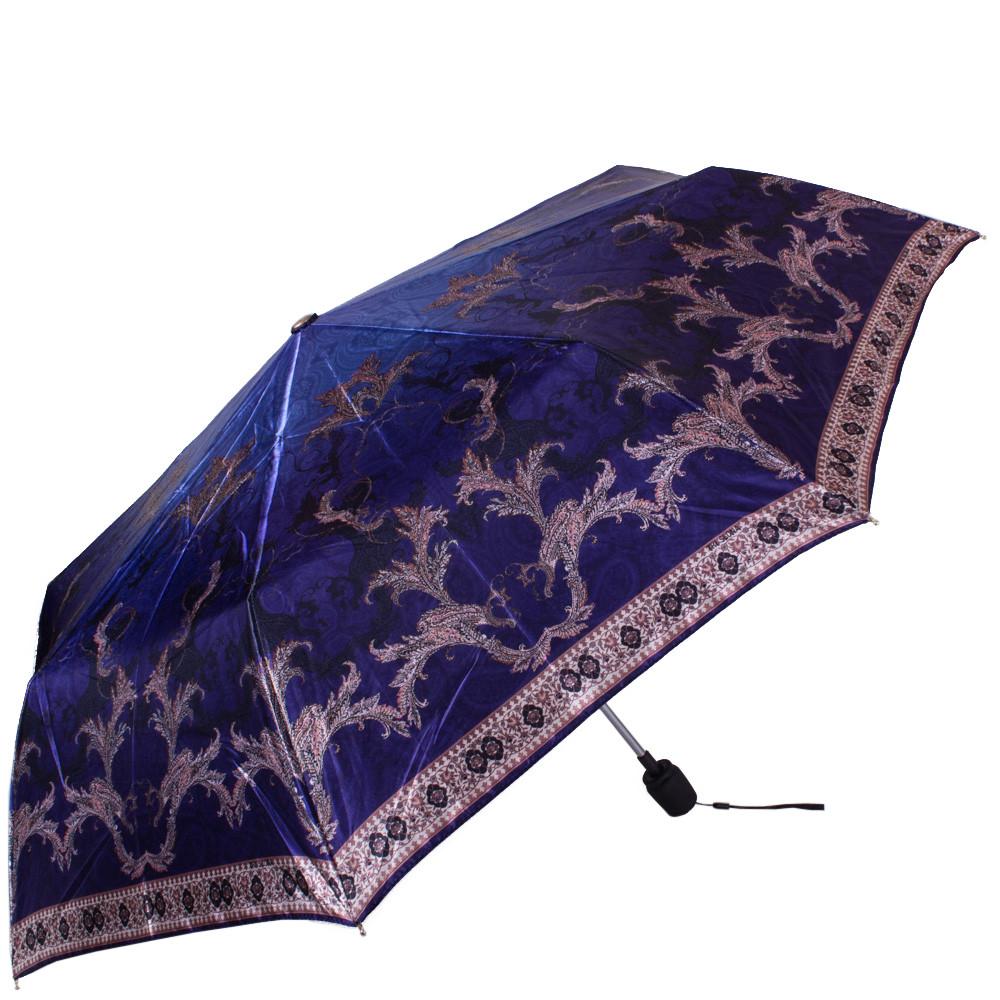 Женский зонт полуавтомат обратного сложения ТРИ СЛОНА RE-E-100N-AC-2