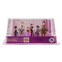 Игровой набор Рапунцель Дисней набор фигурок Новая история оригинал Disney Rapunzel's Play Set