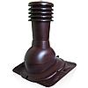 KU 110-125мм (не утепленный) Проходной элемент вентиляции через кровлю для монтажа на любой тип покрытия