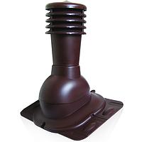 KU 110мм.(не утепленный) Проходной элемент вентиляции через кровлю. Для монтажа на любой тип покрытия.