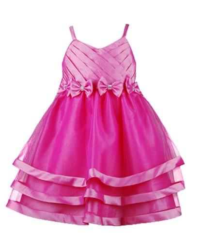 Малинове дитяча сукня для дівчаток