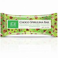 Батончик «Шоко со спирулиной» Choco Spirulina Bar (91692