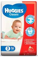 Подгузники Huggies Classic 3 (4-9 кг), (5029053543086)