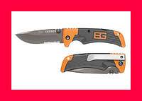 Складной нож Gerber Scout Bear Grylls