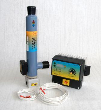 Комплект - котел электродный «ГАЗДА» КЕ-1-6,0 и автоматика KROS-10