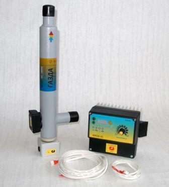 Комплект - котел электродный «ГАЗДА» КЕ-1-8,0 и автоматика KROS-10