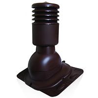 KUO 110-125мм (утепленный) Проходной элемент вентиляции через кровлю для монтажа на любой тип покрытия