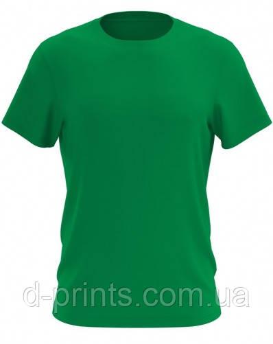 Футболка мужская зеленая Premium