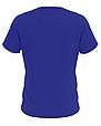 Футболка чоловіча індиго Premium, фото 2