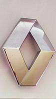 Эмблема Renault 114х92 мм, на ножках