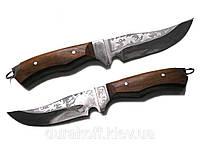 Туристический охотничий нож ручной работы Рысь