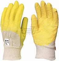 Перчатки EUROTECHNIQUE латексные хозяйственные 3800