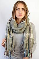 Объемный шарф отменного качества