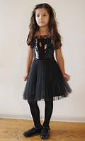 Платье праздничное, бальное для девочки. , фото 1