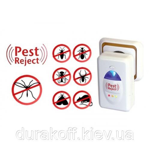 отпугиватель комаров мух тараканов грызунов reject отзывы