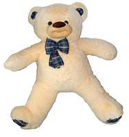 Медведь травка с шарфом  гигант