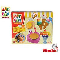 Пластилин Мороженное Рожок Simba 6325419 GL
