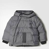 Детский пуховик Adidas Originals Trefoil Logo (Артикул: BQ4279)