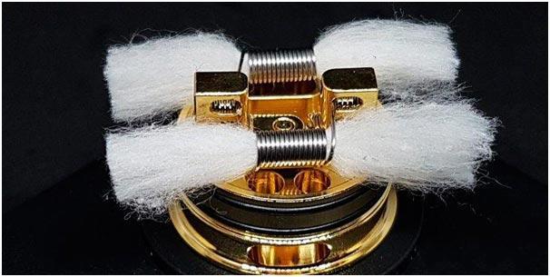 Когда и как часто нужно менять намотку и вату в твоем атомайзере?. Статьи компании «Электронные сигареты в Одессе - Time2Vape