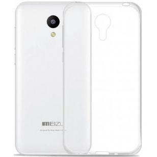 Силиконовый чехол Meizu M2 Note (прозрачный)
