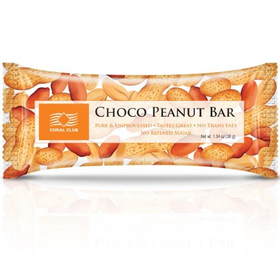Шоко с арахисом Choco Peanut Bar (91683)