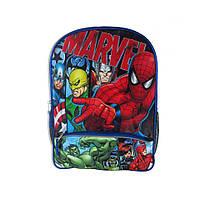 Детский рюкзак Супергерои Marvel и Человек-Паук, фото 1