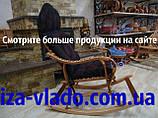 Крісла-гойдалки з лози