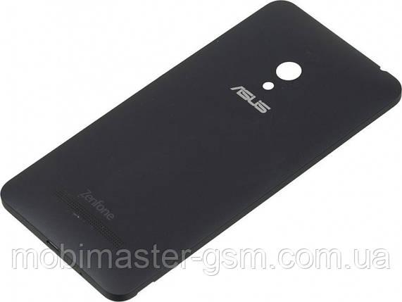 Задняя крышка Asus Zenfone 5 черная, фото 2