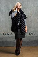 Grandfurs Жакет 023 черный