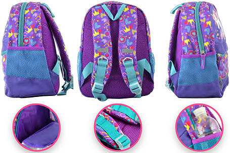 Рюкзак детский K-20 Unicorn, 29*22*15.5 555500 YES, фото 2