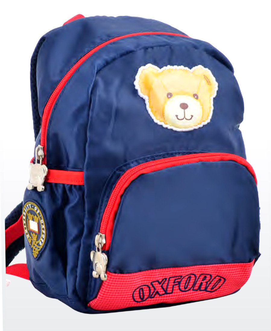 Рюкзак детский  j058, 26*18.5*10.5, рожевий 555726 YES