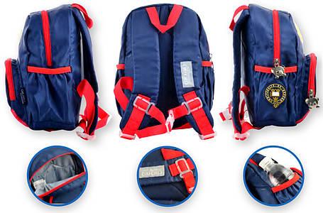 Рюкзак детский  j058, 26*18.5*10.5, рожевий 555726 YES, фото 2