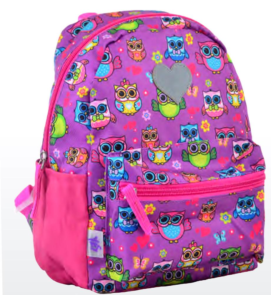 Рюкзак дитячий K-19 Owl, 24.5*20*11 555307 YES