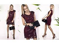 Платье праздничное мини пайетки, норма размеры, разные цвета.