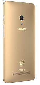 Задняя крышка Asus Zenfone 5 золотистая