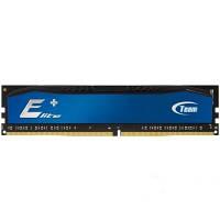 Память 4Gb DDR3, 1600 MHz (PC3-12800), Team Elite Plus Blue, 11-11-11-28, 1.5V, с радиатором (TPBD34G1600HC1101)