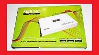 Автомобильный усилитель звука Merino Audio MR-455 8000Вт 4-х канальный, фото 1