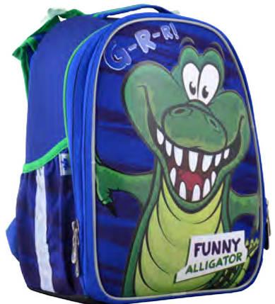 Рюкзак каркасный Alligator 555372 YES, фото 2