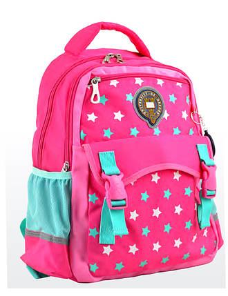 Рюкзак школьный OX 418 розовый 555708 YES, фото 2