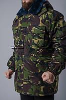 Бушлат камуфляжный зимний Британец, фото 1