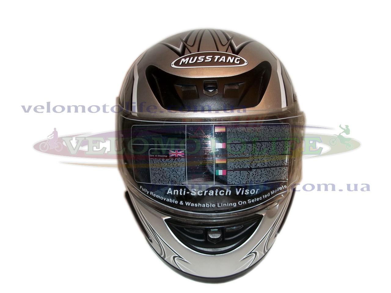 "Шлем зашитный""MUSSTANG"" (размеры S)"